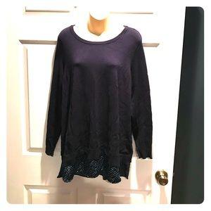 Croft and Barrow crewneck sweater